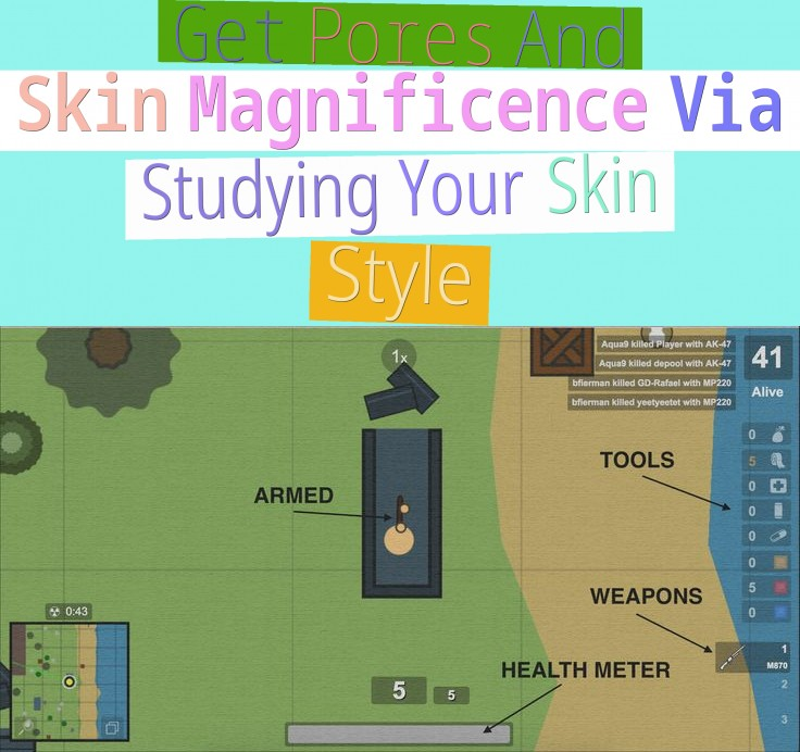 Get Pores And Skin Magnificence Via Studying Your Skin Style!