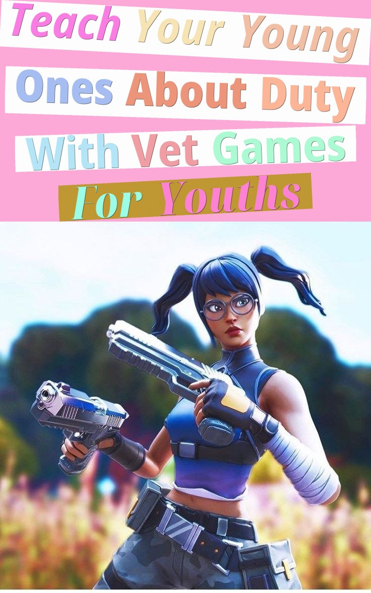 Teach Your Young Ones About Duty With Vet Games For Youths!
