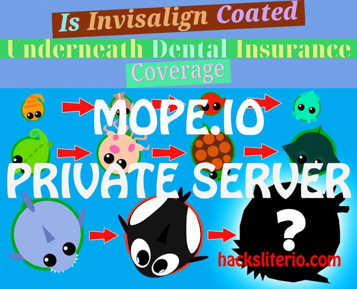 is invisalign coated underneath dental insurance coverage?