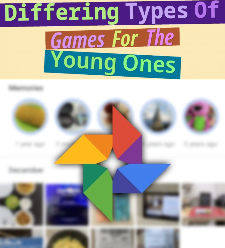 Differing Types Of Games For The Young Ones