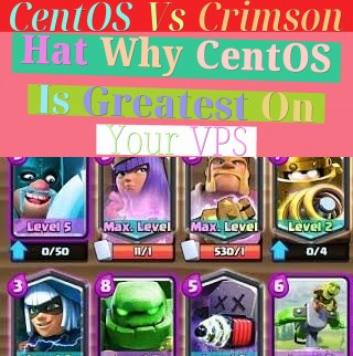 CentOS Vs Crimson Hat - Why CentOS Is Greatest On Your VPS