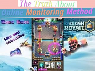 The Truth About Online Monitoring Method