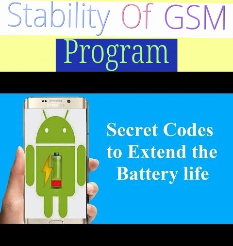 stability of gsm program