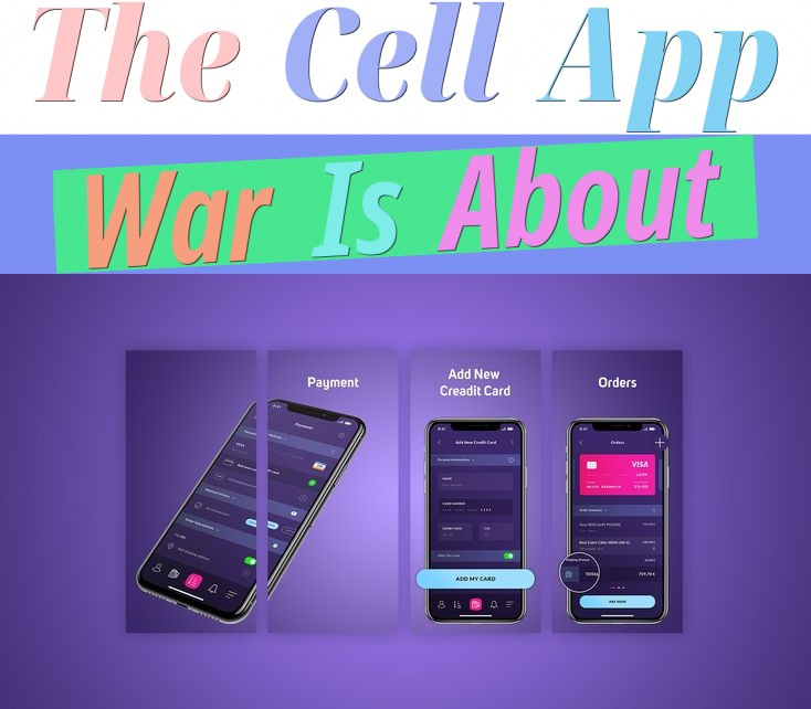The Cell App War Is About